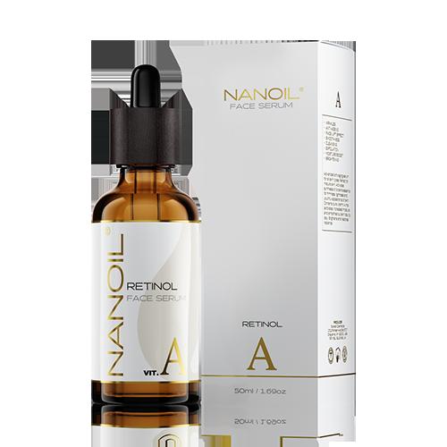 a legjobb arcszérum Nanoil Retinol Face Serum